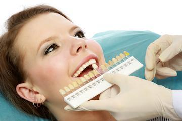 Woman at Dentist | Allentown PA Dentist
