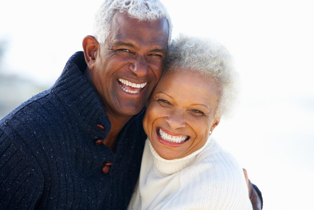 Older Couple | Dental Implants Allentown PA