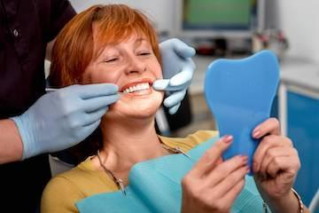 Woman at Dentist | Dental Fillings Allentown PA