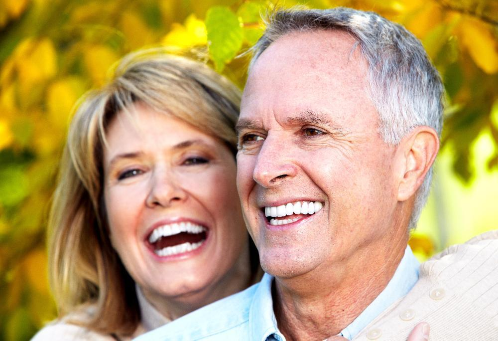 Couple | Detal Implants Allentown PA