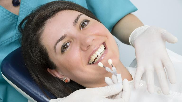Gum Disease Treatment in Allentown | Woman in Chair