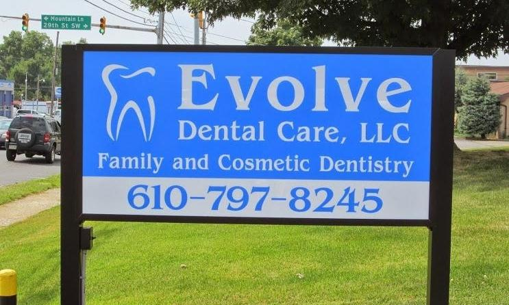 Sign | Allentown PA Dentist